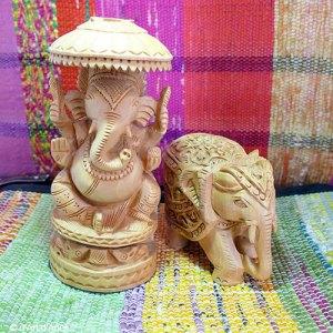 Sculptures Ganesh - Elephant