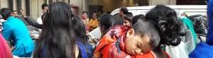 Mariage à Pahar Ganj