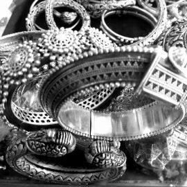 Bijoux argent ethniques