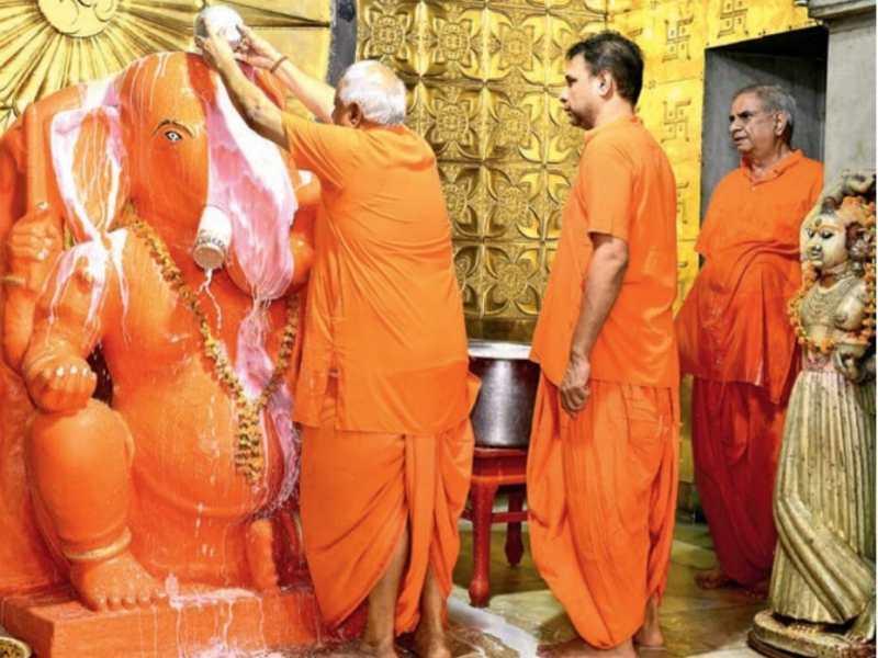 Ganesh Chaturthi Mahotsav Moti Dungari Temple Jaipur