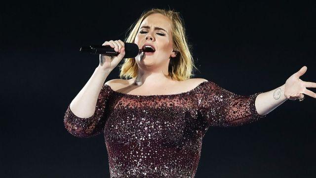 British singer Adele Gave surprised her fans! 1