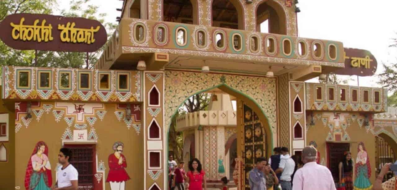 Location Chokhi Dhani Jaipur