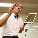 SNS&タブレットセミナー タブレット編セミナー風景