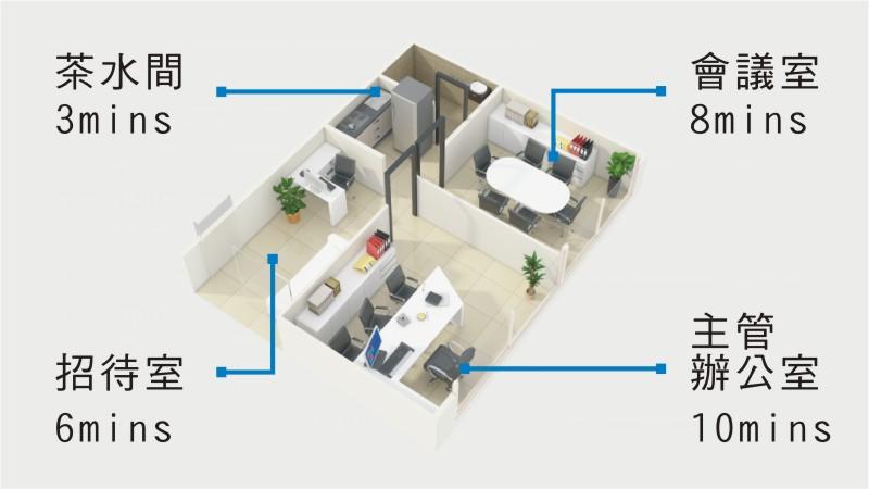 jair-215空氣清淨機推薦個人工作室、小型辦公室、主管辦公室