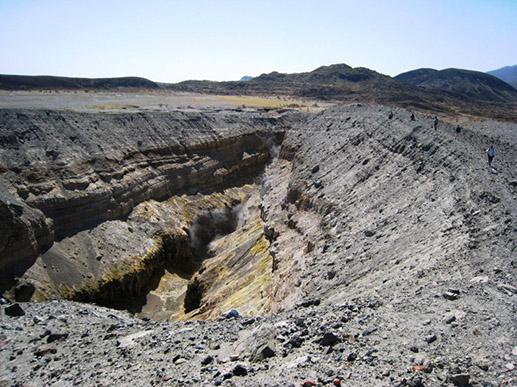 Fracture Afar - Ethiopie - J'ai une Ouverture - Tour du Monde - 517