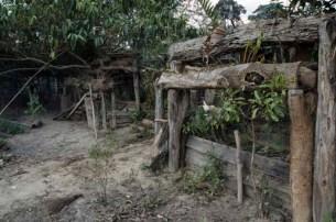 La maison du jardinier - village Lishu près de Chiang Dao