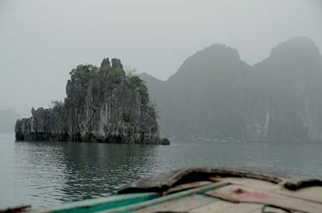 La baie d'Along - Cat Ba - Vietnam