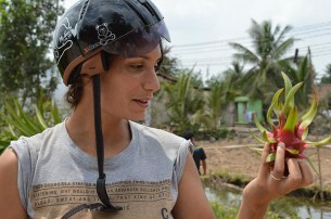 J'ai appris à faire de la moto à Ho Chi Minh - Vietnam - Tour du Monde (12)