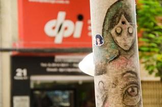 Street Art - Ho Chi MInh -Vietnam - J'ai Une Ouverture - Tour du Monde (13)