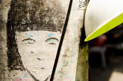 Street Art - Ho Chi MInh -Vietnam - J'ai Une Ouverture - Tour du Monde (16)