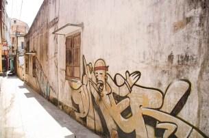Street Art - Hué - Vietnam - J'ai Une Ouverture - Tour du Monde (1)