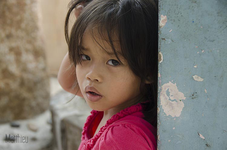 Bé - Orphelinat Di An - Vietnam