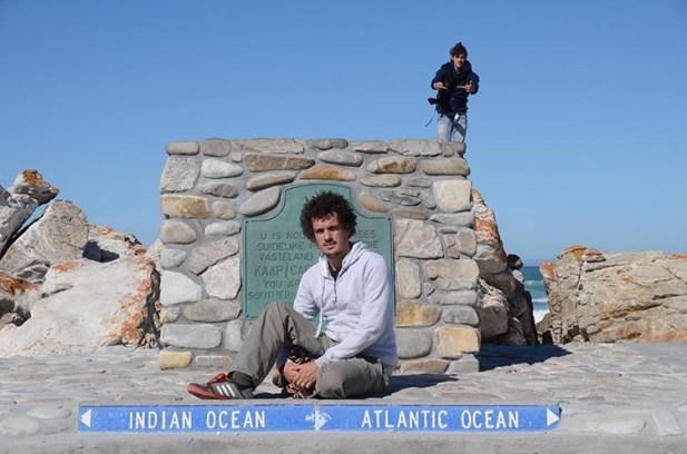 cape agulhas en afrique du Sud - tour du monde - jaiuneouverture