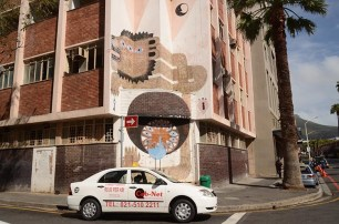 Cape Town en Afrique du Sud - Afrique - tour du monde - jaiuneouverture