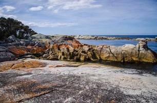 Une rando au Freycinet National Park - Tasmanie -J'ai une ouverture - Tour du Monde (24)