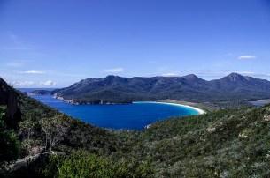 Une rando au Freycinet National Park - Tasmanie -J'ai une ouverture - Tour du Monde (25)