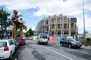 Christchurch en reconstruction - Nouvelle Zélande - Jaiuneouverture (2)