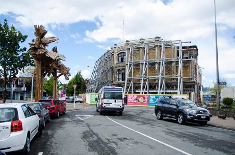 Christchurch en reconstruction - Nouvelle Zélande - Jaiuneouverture (2)