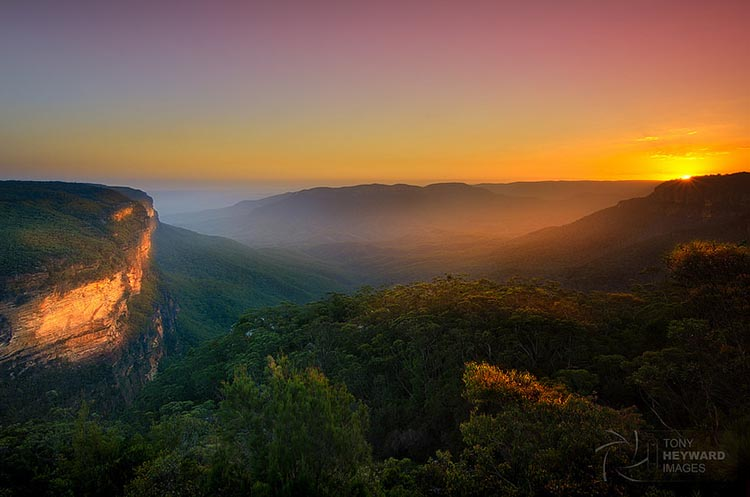 Les Blue Mountains par Francisco (1)