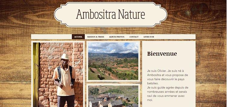 Site Olivier - Ambositra