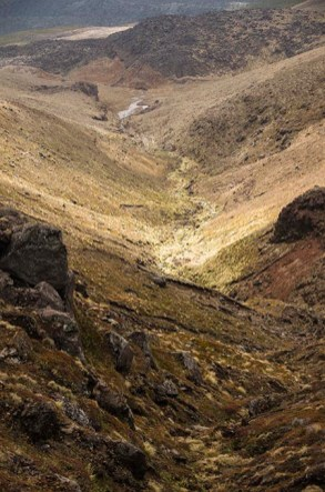 Une splendide randonnée en Mordor – le Tongariro Crossing (2) copy