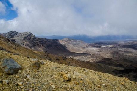 Une splendide randonnée en Mordor – le Tongariro Crossing (6)