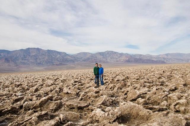 Au milieu de rien - Death Valley - USA