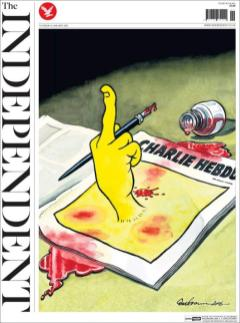 Je suis Charlie - The Independant