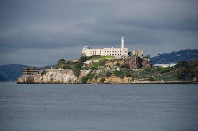 L'île d'Alcatraz- San Francisco