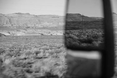 La route vers Page - Arizona - USA (1)