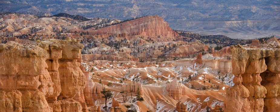 Le Bryce Canyon - Utah - USA - Couverture