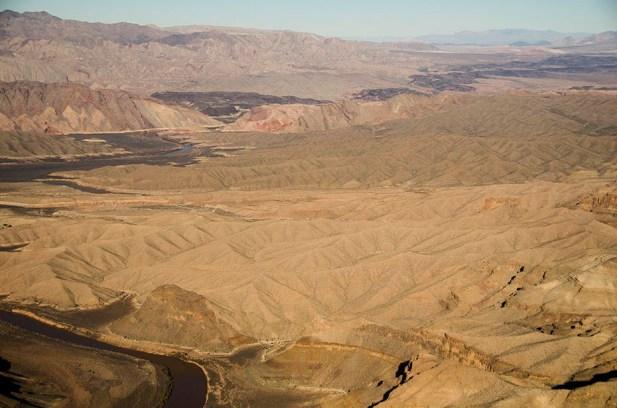 Le Grand Canyon en hélicoptère - USA (1)