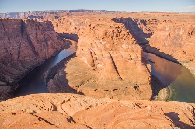 Le Horseshoe Bend - Arizona - USA