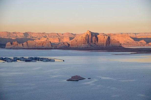 Le lac Powell - Arizona - USA (5)