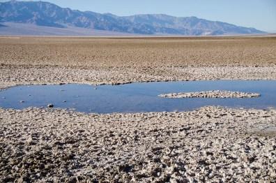 Le point le plus bas des USA - Death Valley - USA