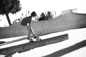 Minsi Skaters à Santa Barbara - USA (1)