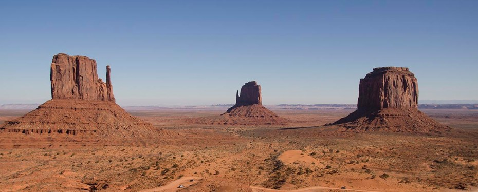 Monument Valley - Couverture