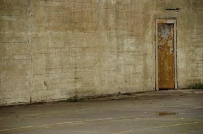 Ouverture rouillée - Alcatraz - San Francisco