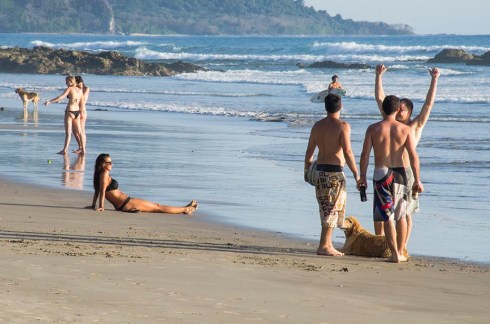 Surfeur mes fesses - Sana Teresa au Costa Rica (21)
