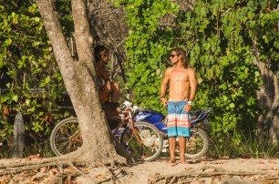Surfeur mes fesses - Sana Teresa au Costa Rica (24)
