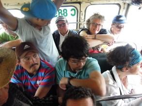 Chicken Bus - Guatemala - Vers San Juan 2