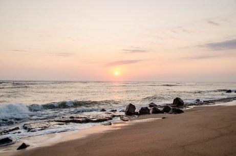 Playa Los Cabanos au El Salvador