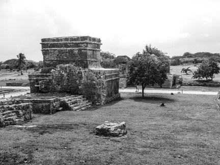 Le site de Tulum - Mexique (1)