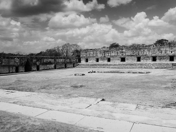 Le site de Uxmal au Mexique (21)