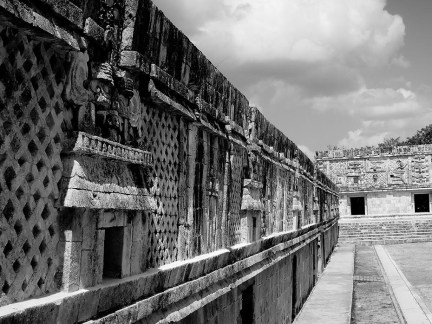 Le site de Uxmal au Mexique (5)