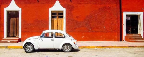 Quand on arrive en ville - Mexique - Couv