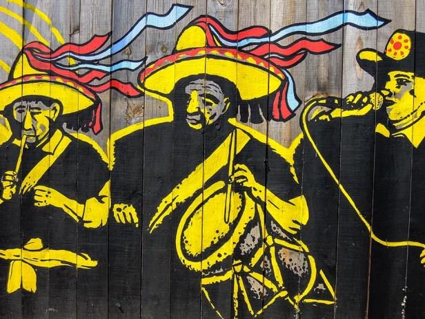 Street Art - San Cristobal de Las Casas - Mexique (16)