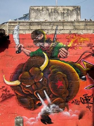 Street Art - San Cristobal de Las Casas - Mexique (3) copy