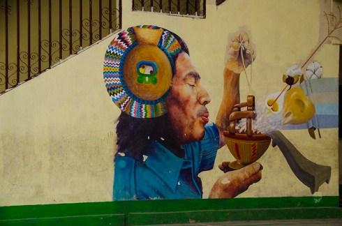 Street Art - San Juan de la Laguna - Guatemala (12)