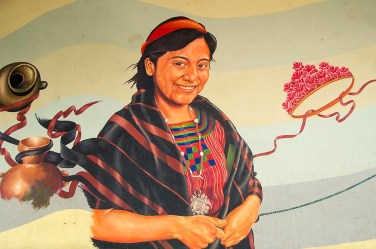 Street Art - San Juan de la Laguna - Guatemala (2)